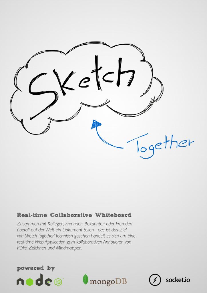 Sketch Together Poster